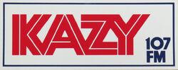 KAZY 107 FM