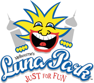 Melbourne's Luna Park Logo
