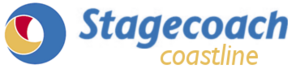 Stagecoach Coastline 2001 logo