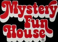 Mystery Fun House 1976 logo