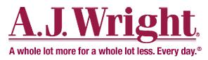 Aj wright logo1