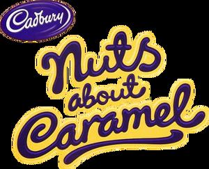 Cadbury Nuts About Caramel