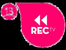 Logotipo de Rec TV (Canal 13)