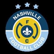 Nashville FC logo (three blue stars)