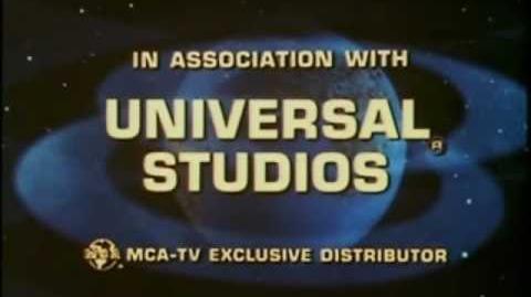 "Universal Television Logo (1972) ""Variant"""