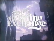 WEWS The Morning Exchange Logo 1972