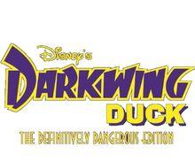 Darkwing Duck The Definitely Dangerous Edition logo