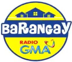 RadioGMA Barangay FM Nationwide