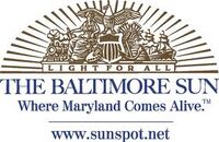 The baltimore sun logo