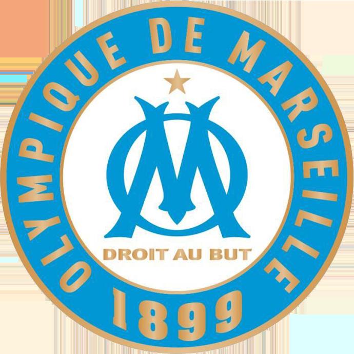 Olympique de Marseille logo (introduced 2015)