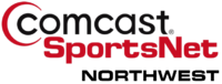 Comcast SportsNet Northwest logo