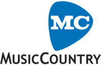 MC - Music Country logo