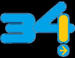 34 канал-Красноярск (2002-2005) (использовался в эфире до 2004 года)