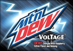 Mtn Dew Voltage