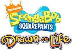 Drawn to life spongebob squarepants ds 01