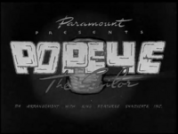 Popeye The Sailor 4