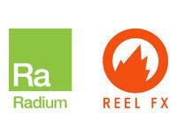 Radium ReelFX logo