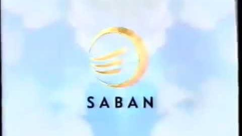 Saban (1998) Company Logo (VHS Capture)