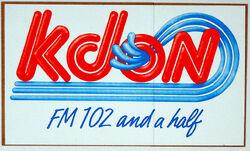 KDON FM 102 1⁄2