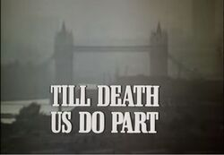 Till Death Us Do Part BBC