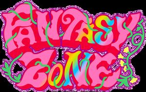 Fantasy zone logo by ringostarr39-d7m0ch7