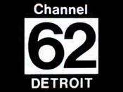 Detroit TV Logos Past and Present 2 (Now with WXYZ Logos) 1163