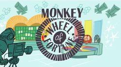 Monkey Wheel of Fortune