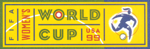 1999 FIFA Women's World Cup logo