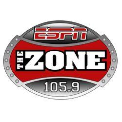 ESPN 105.9 The Zone WRKS
