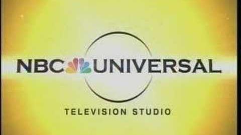 NBC Universal Television Studio Logo (2004)