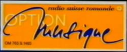Option Musique 1997 logo