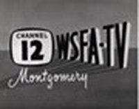WSFA-TV 1954 Logo