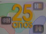 Jornal Hoje 25 anos