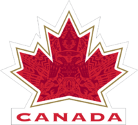 Canada national ice hockey team Winter Olympics 2010 logo