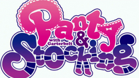 Panty and stocking logo by yamino-d39k09x