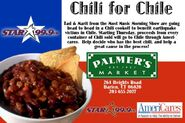 WEZN-FM's Star 99.9's Chili For Chile Cookout Promo For February 4, 2010