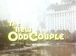 Odd couple new