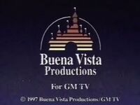 Buena Vista Productions for GMTV (1997)
