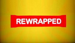 Rewrapped Title Card