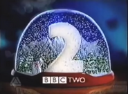 BBC Two Christmas 1997 ident