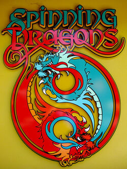Spinning Dragons logo