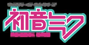 Vocaloid Hatsune Miku logo