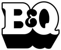B&Q Old Logo