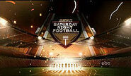 ESPN On ABC-TV's Saturday Night Football Video Open From September 2006