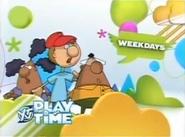 YTV Playtime FlyingRhinoJRHigh Promo