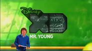 Disney XD Mr. Young bumper