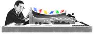 Google Kenzo Tange's 100th Birthday