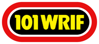 101 WRIF logo