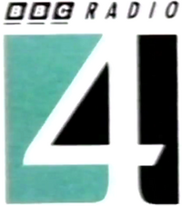 BBC Radio 4 logo 90s