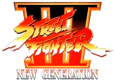 Street Fighter III New Generation logo